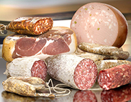 Cured Meats, Salami, Pate