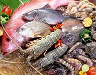 Seafood, Caviar, Cured Fish