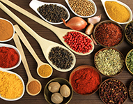 Herbs, Spices, Salts